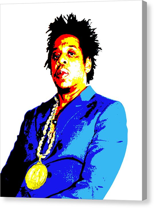 Mr. Carter - Canvas Print