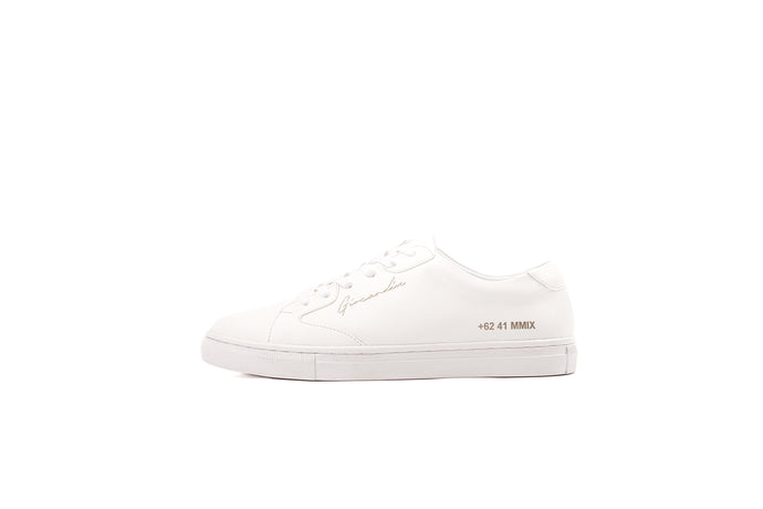 LAH-06 | TRIPLE WHITE | MEN - Gio Cardin