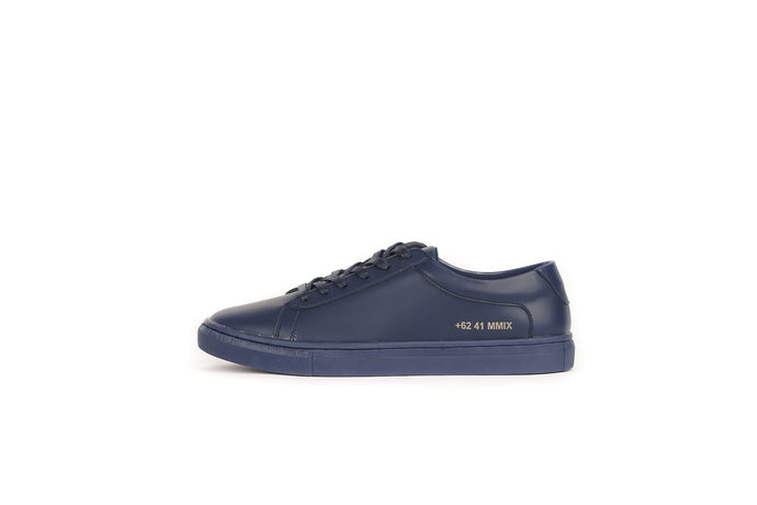 LAH-01 | TRIPLE NAVY | MEN - Gio Cardin