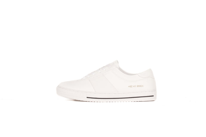 LAV-07 | TRIPLE WHITE | MEN - Gio Cardin