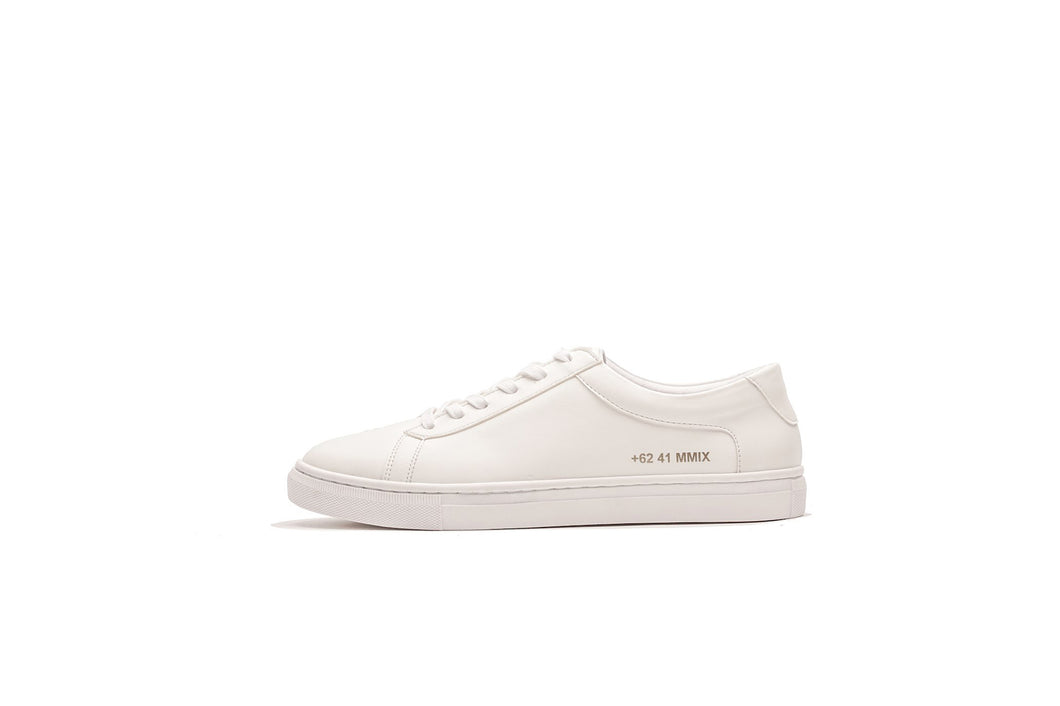 LAH-01 | TRIPLE WHITE | MEN - Gio Cardin