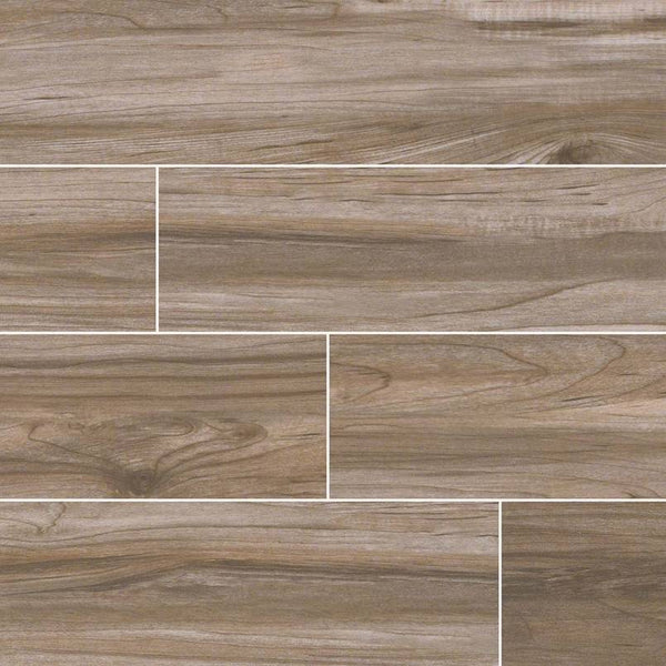 Carolina Timber Beige 6x36 Ceramic Wood Look Tile