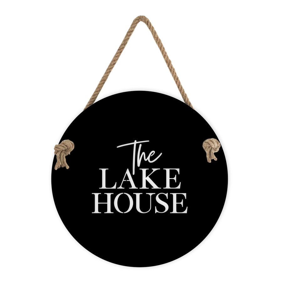 The Lake House art