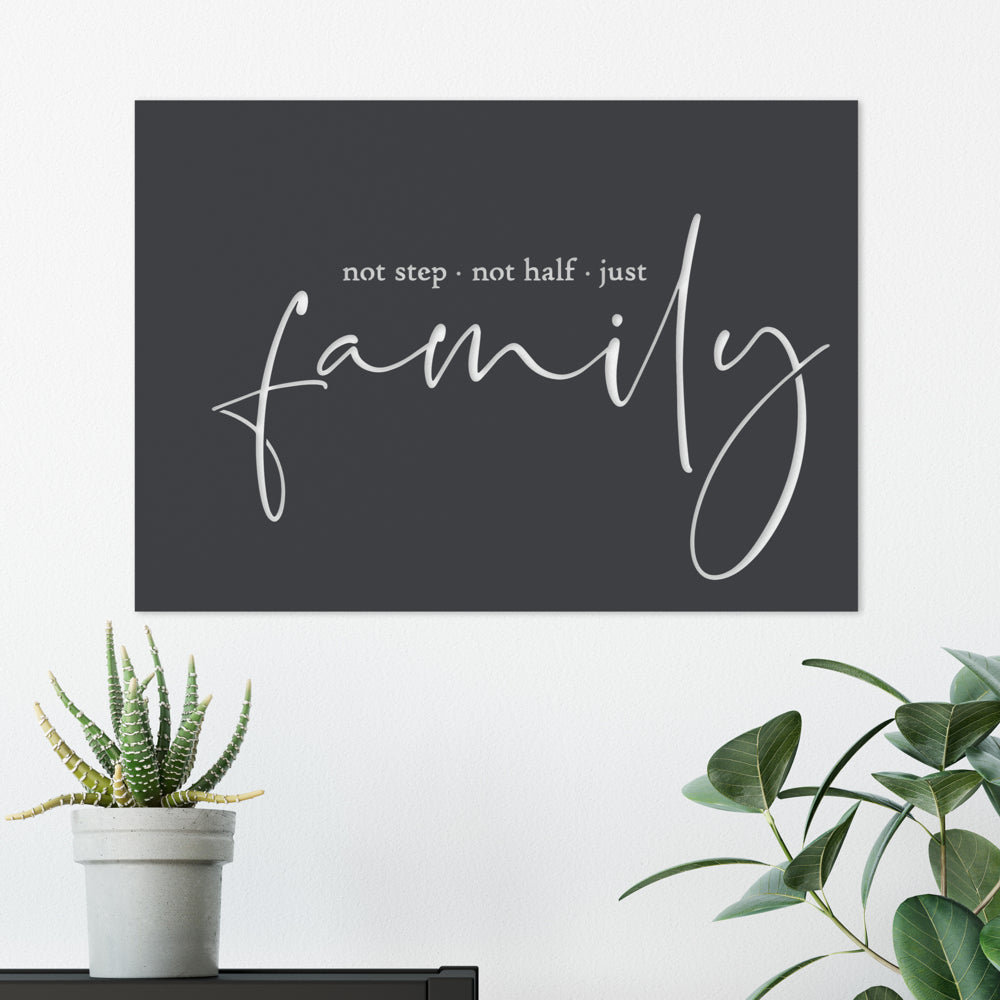 Family mantra art