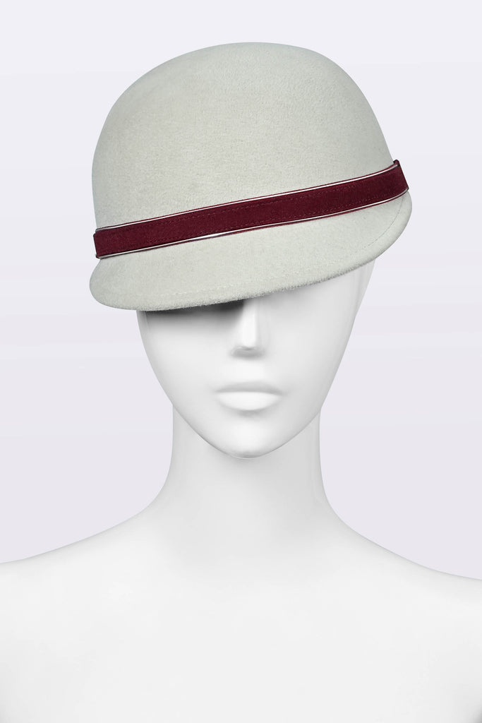 ALABASTER NEWSBOY HAT