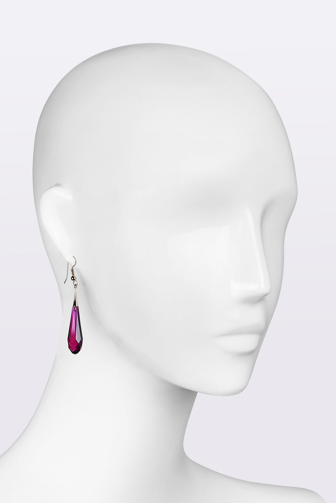 KATOUCH ATELIER | RUBY | Tear drop earring