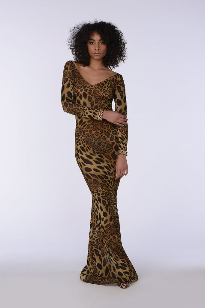 KATOUCH ATELIER | CHEETAH - Dress