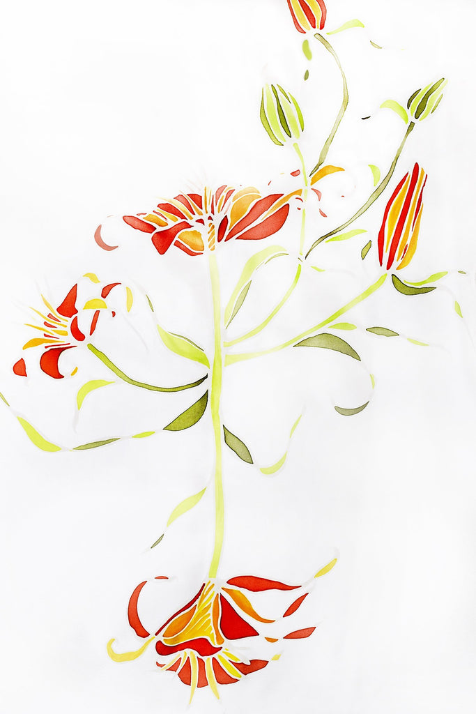 ASIATIC LILY pattern