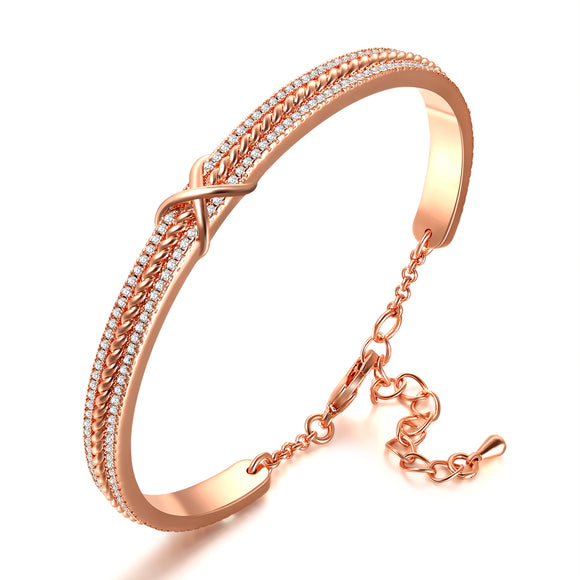 HIGH JEWELRY ROSE GOLD BRACELET