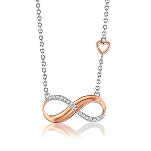 925 Sterling Silver Pendant Necklace Present for Women