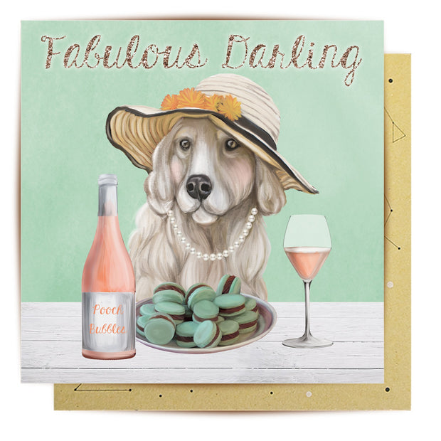 Mini Card - Fabulous Darling
