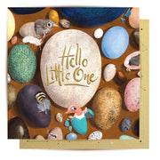 Mini Card - Hello Little One