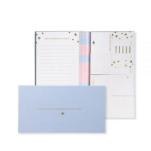 Alice Pleasance Sticky Note Set - Misty Blue - Made Sense