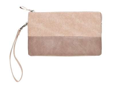Bettina Cross Body Bag - Light Brown by Black Caviar