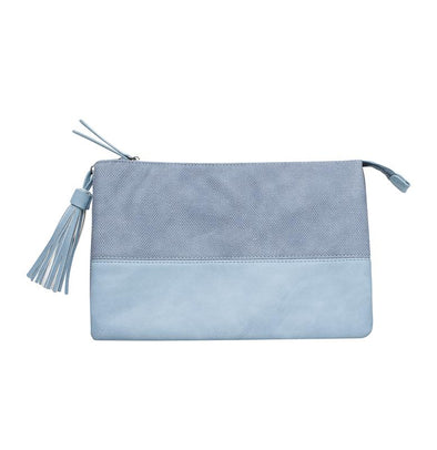 Eden Clutch and Crossbody Bag - Blue by Black Caviar