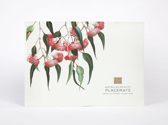Eucalypt Dining Placemats by Bell Art