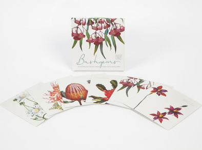Bush Gems Boxed Cards by Bell Art