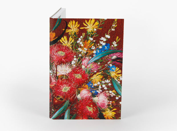 Wildflower Notepad - Pinks by Bell Art