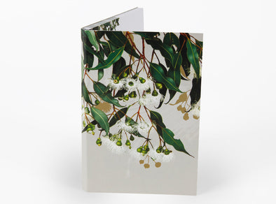 White Collection Notepad - Marri Gum by Bell Art