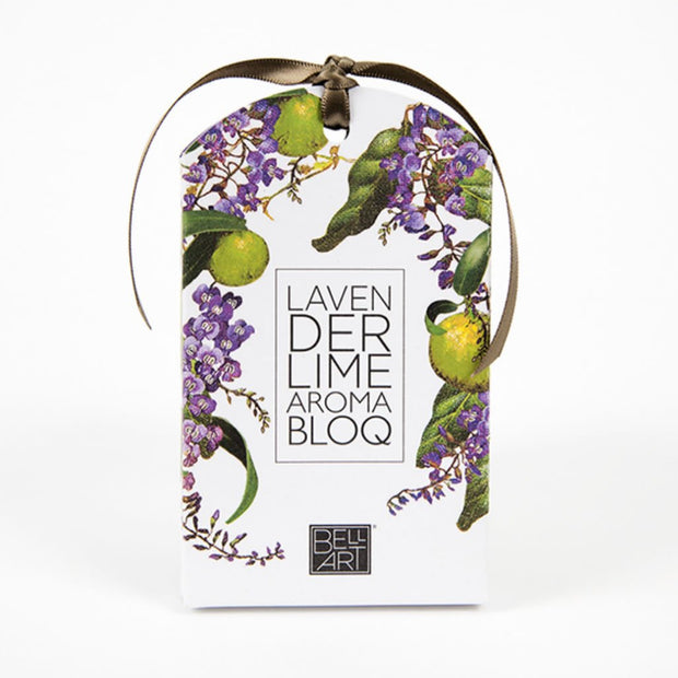 Bell Art Aroma Bloq - Lavender & Lime