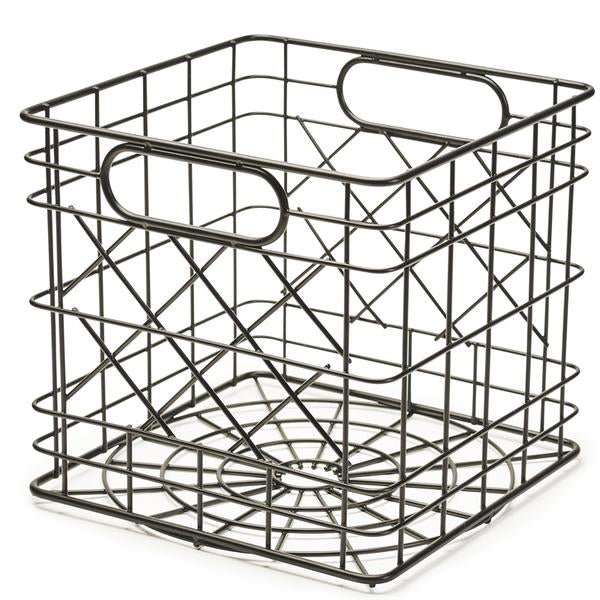 Mini Wire Crate - Black by Bendo