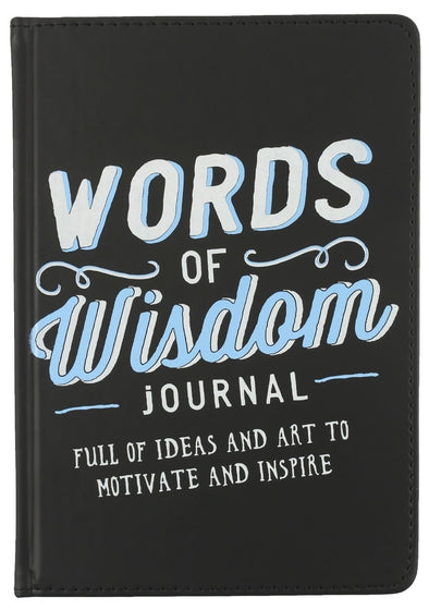 Words of Wisdom Inspirational Journal