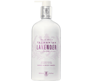 Tasmanian Lavender Hand & Body Wash 500ml by Maine Beach