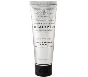 Eucalyptus Hand & Nail Crème 50ml by Maine Beach
