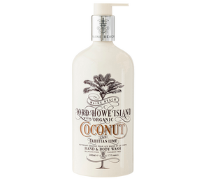 Lord Howe Island Hand & Body Wash 500ml by Maine Beach