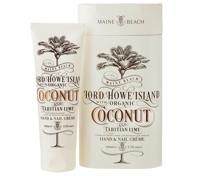 Lord Howe Island Hand & Nail Creme 100ml by Maine Beach