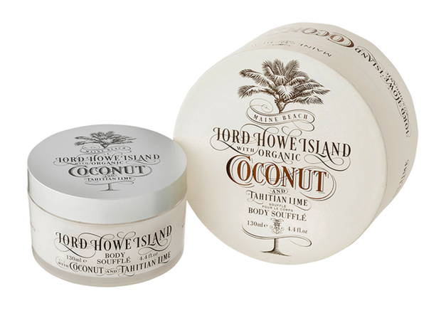 Lord Howe Island Body Souffle 130ml by Maine Beach
