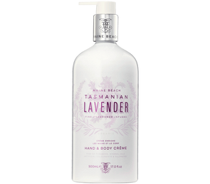 Tasmanian Lavender Hand & Body Cream 500ml by Maine Beach