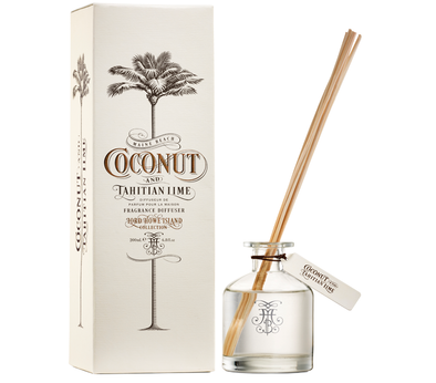 Lord Howe Coconut Diffuser 200ml by Maine Beach