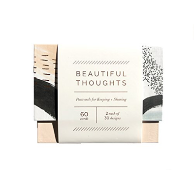 Beautiful Thoughts Boxed Cards by Compendium