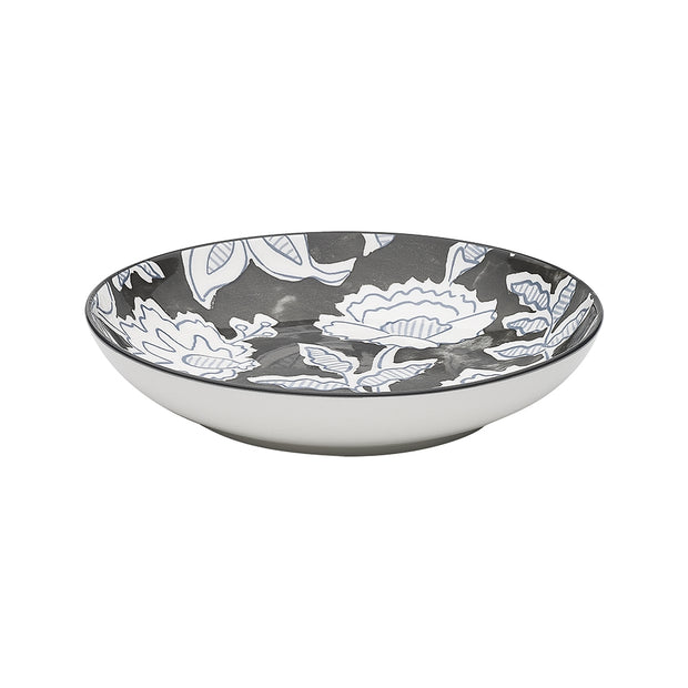Ecology Tapestry Shallow Bowl - 21.5cm