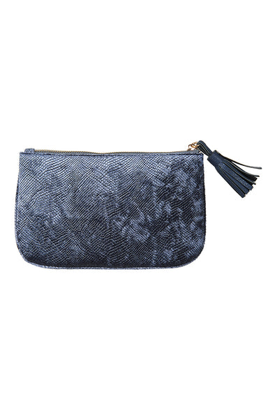 Lavaux Pouch - Charcoal by Eb & Ive