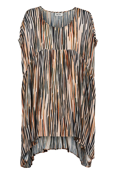 Eb & Ive Savannah Top - Zebra