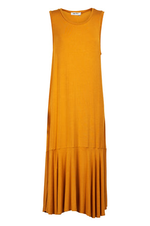 Eb & Ive Ruma Tank Dress - Maize