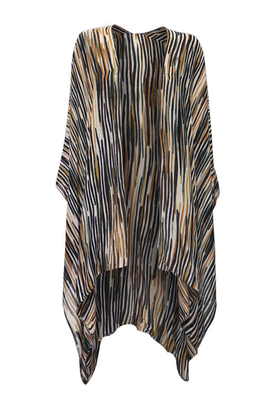 Eb & Ive Savannah Cape - Zebra