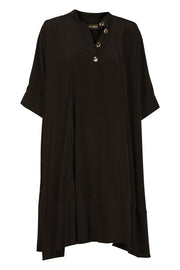 Eb & Ive Aretha Top/Dress - Onyx