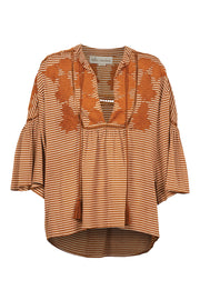 Isle of Mine Wanderlust Top - Caramel