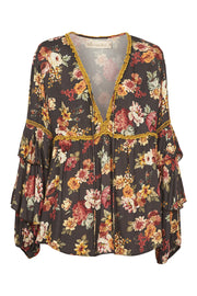 Isle of Mine Grace Top - Wildflower