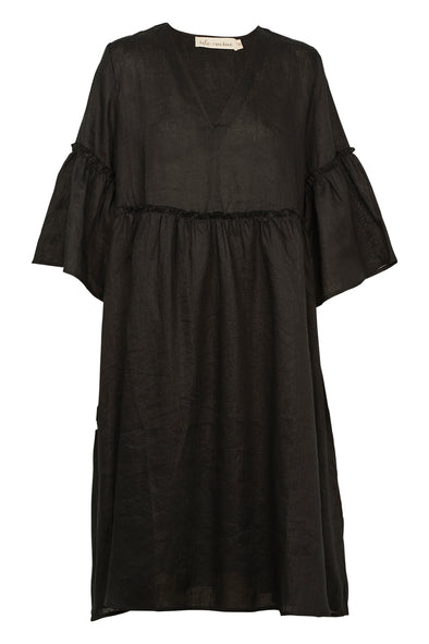 Isle of Mine Eve Dress - Black