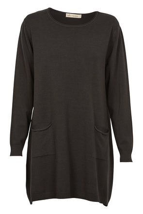 Isle of Mine Thrive Top/Dress - Black