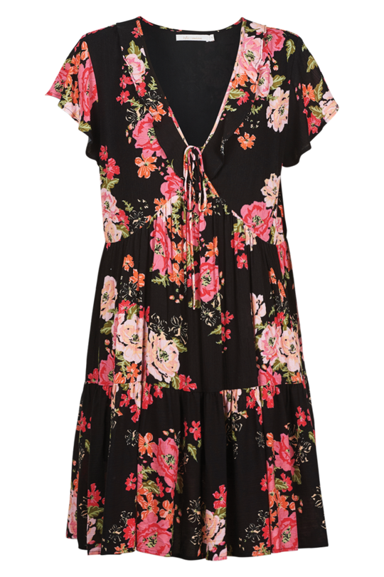 Isle of Mine The Ace Midi Dress - Bubblegum