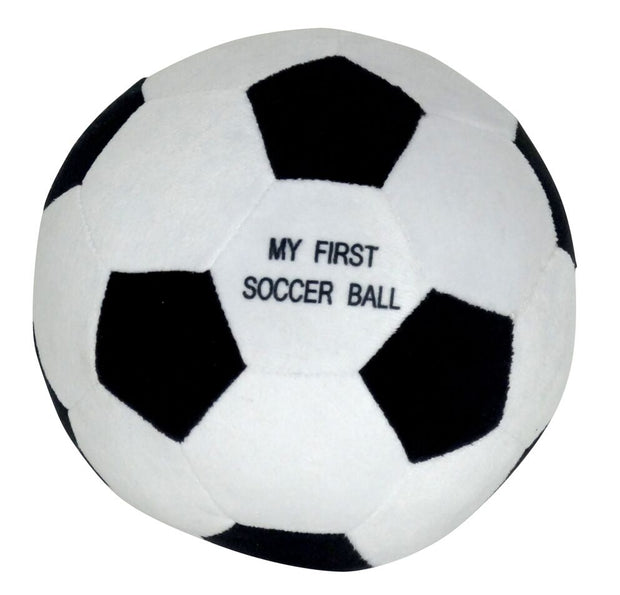 My First Soccer Ball Baby Soft Toy