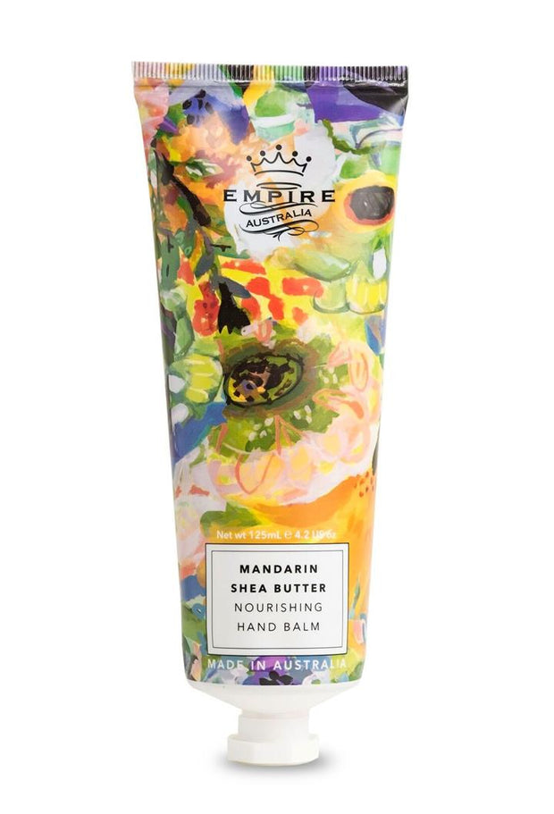 Mandarin & Shea Butter Hand Balm 125gm by Empire