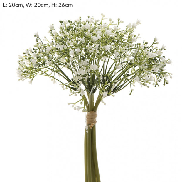 Baby Breath Bouquet - 27cm