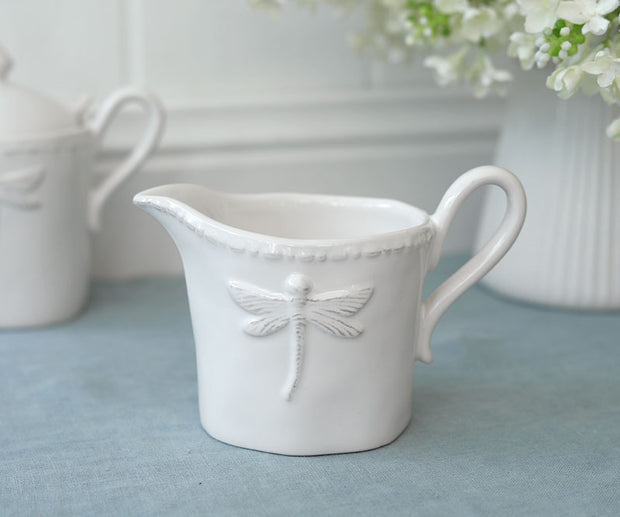 Dragonfly Creamer Jug by French Country