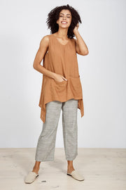 Everywhere Top in Tan by Brave & True